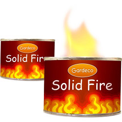 Gardeco Solid Fire Gel