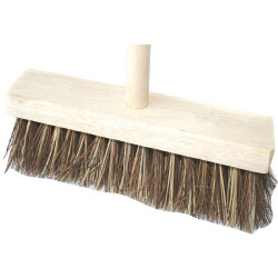"""Bentley Bassine/Cane Brush Complete with Handle - 13"""""""
