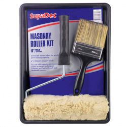 SupaDec Masonry Roller Kit