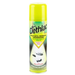 Zero In Dethlac Insecticidal Lacquer