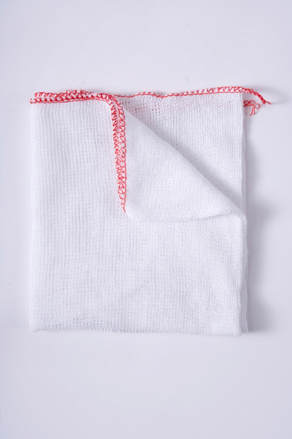 Robert Scott Bleached Dish Cloth Pack 10 - 21 x 12
