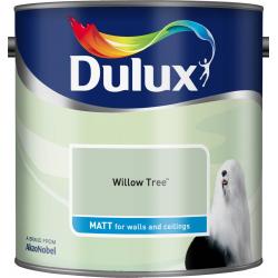 Dulux Standard Matt 2.5L Willow Tree