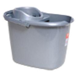 TML Mop Bucket - 15L Silver