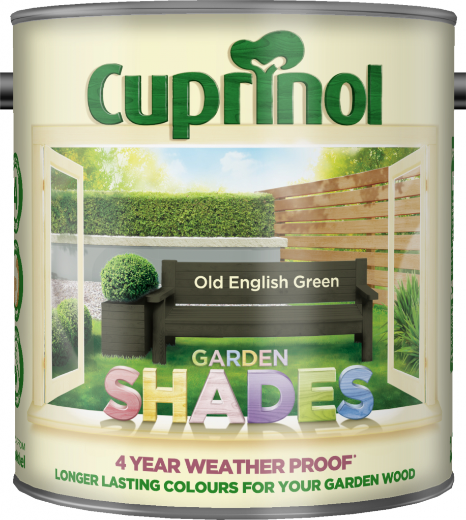 Cuprinol Garden Shades 2.5L - Old England Green