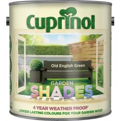 Cuprinol Garden Shades 2.5L Old English Green
