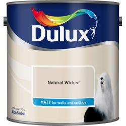 Dulux Standard Matt 2.5L Natural Wicker