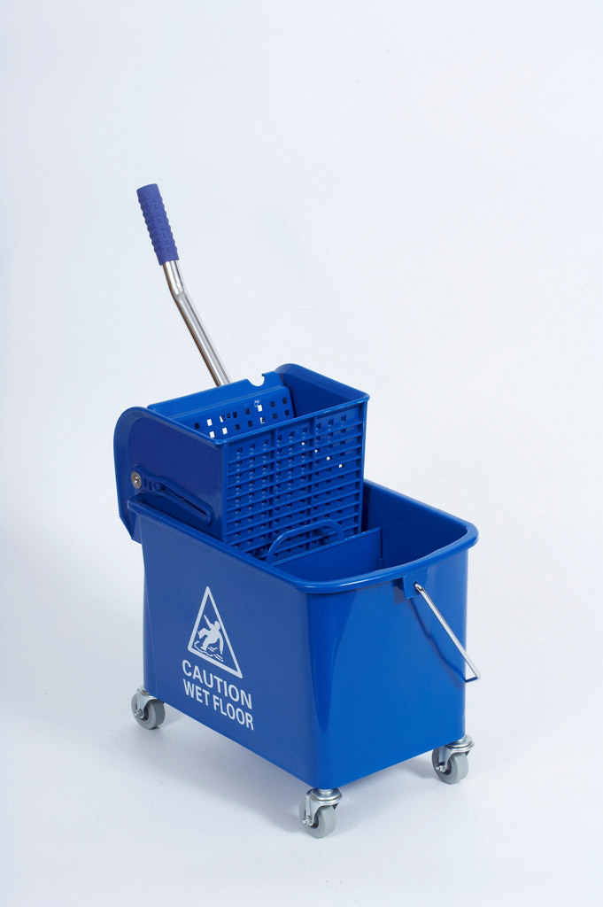 20 Litre Speedy Bucket & Wringer - Blue