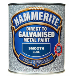 Hammerite Direct To Galvanised Metal Paint 750ml