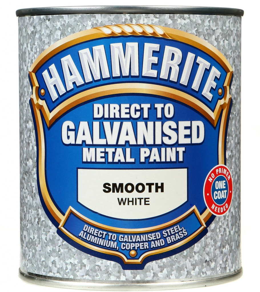 Hammerite Direct To Galvanised Metal Paint 750ml Stax Trade Centres