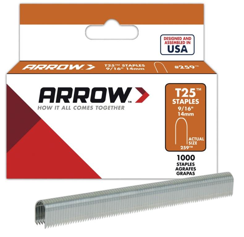 Arrow Staples - 14mm
