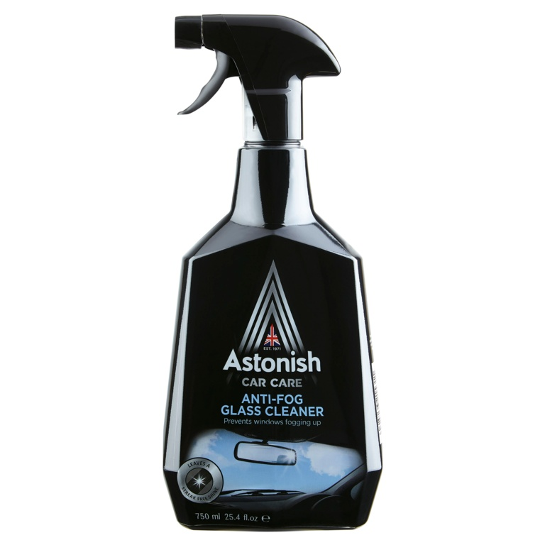 Astonish Anti Fog Glass Cleaner - 750ml