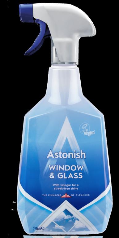 Astonish Window & Glass Cleaner - 750ml