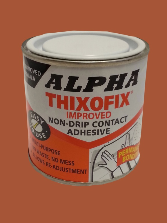 Alpha Thixofix Adhesive - 1L