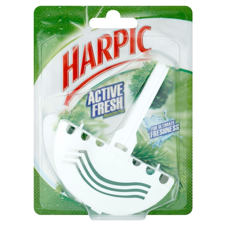 Harpic Super Active Rim Block - Pine - 38g