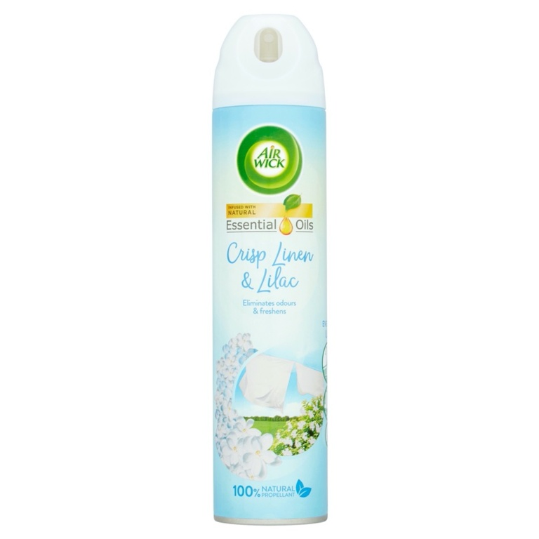Airwick Air Freshener - Cool Linen - 240ml
