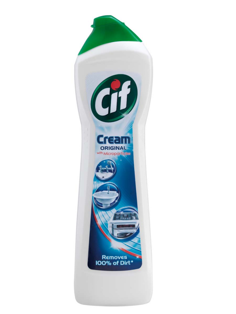 Cif Cream Cleaner - White 500ml
