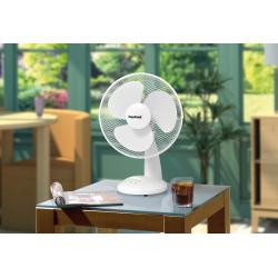 SupaCool Oscillating Desk Fan
