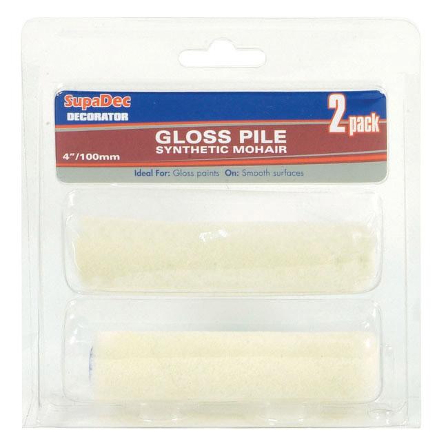 SupaDec Gloss Mini Roller - Pack of 2