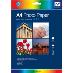 Anker A4 High Res Photo Paper Gloss