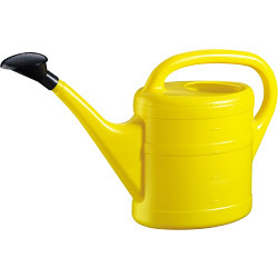 Green Wash Essential Watering Can 5L - Yellow