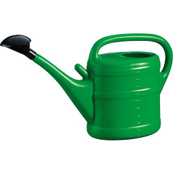 Green Wash Essential Watering Can 10L - Green