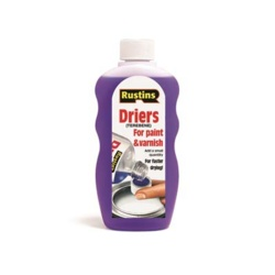 Rustins Paint Driers (Terebene) - 250ml