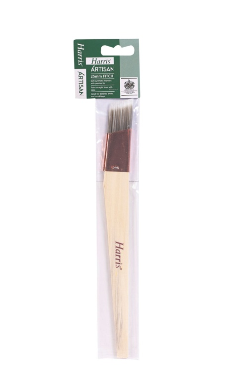 Harris Artisan Lining Fitch Brush - 1""