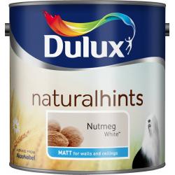Dulux Standard Matt 2.5L Nutmeg White