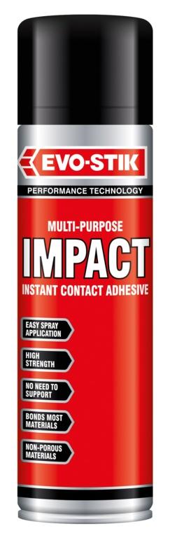 Evo-Stik Impact Adhesive Spray - 500ml