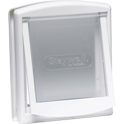 Petsafe Original 2 Way Small Pet Door - White