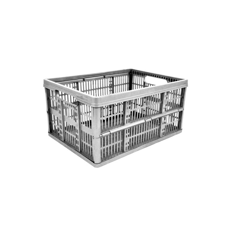 Thumbs Up 32 Litre Folding Crate - 48cm x 35cm x 24cm