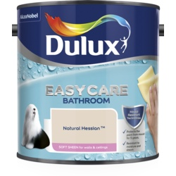 Dulux Easycare Bathroom Soft Sheen 2.5L Natural Hessian