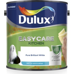 Dulux Easycare Kitchen 2.5L Pure Brilliant White