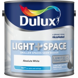 Dulux Light & Space Matt 2.5L