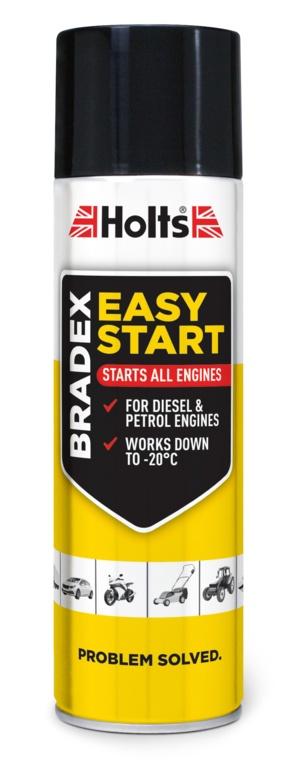 Holts Bradex Easy Start - 300ml  Aerosol