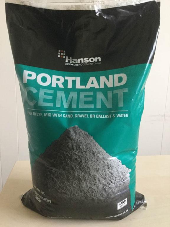 Hanson Portland Cement - 5kg