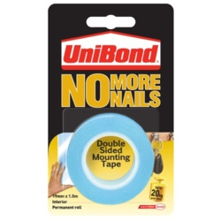 UniBond No More Nails On A Roll