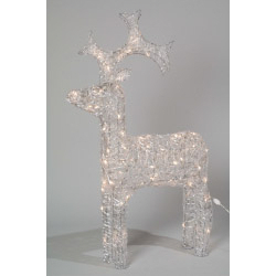 Kaemingk LED Outdoor Acrylic Reindeer