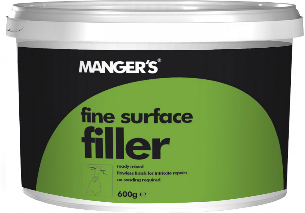 Mangers Fine Surface Filler - 600g