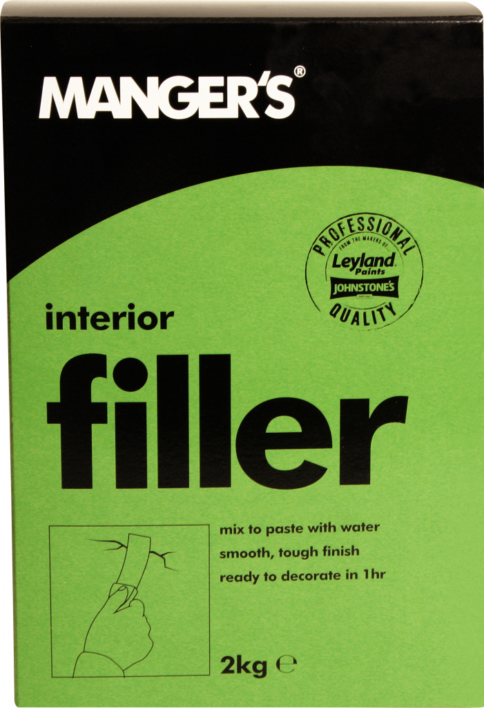 Mangers Interior Powder Filler - 2kg
