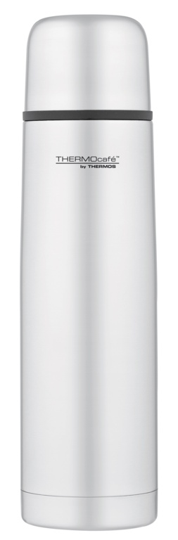 Thermocafe Stainless Steel Flask - 1L