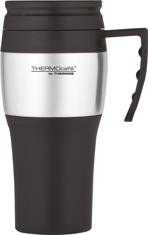 Thermocafe 2010 Travel Mug 400ml - Stainless Steel