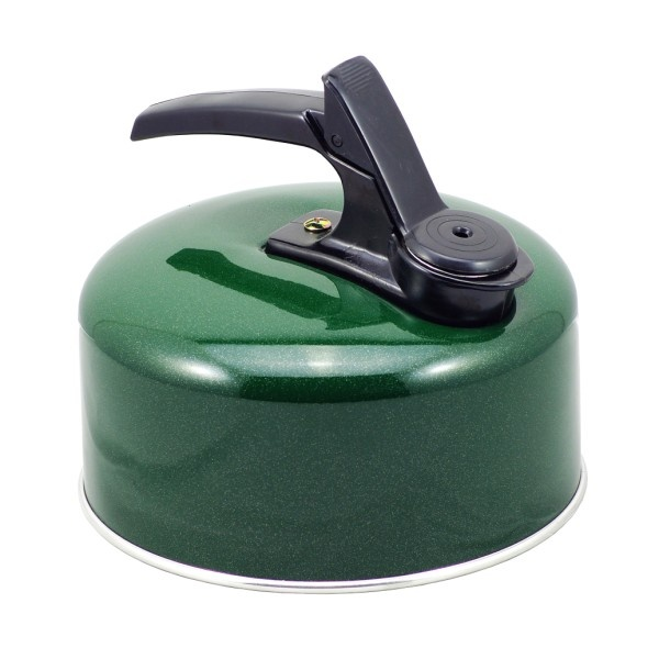 Pendeford Whistling Kettle 1L - Green