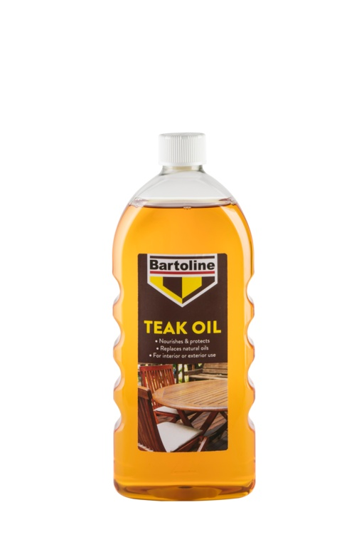 Bartoline Teak Oil - 1L