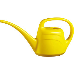 Green Wash Eden Watering Can 2L - Yellow