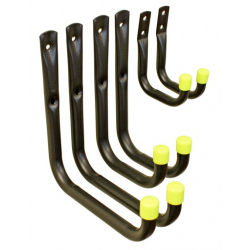 Headbourne Universal Storage Hooks Unsleeved Pack of 6