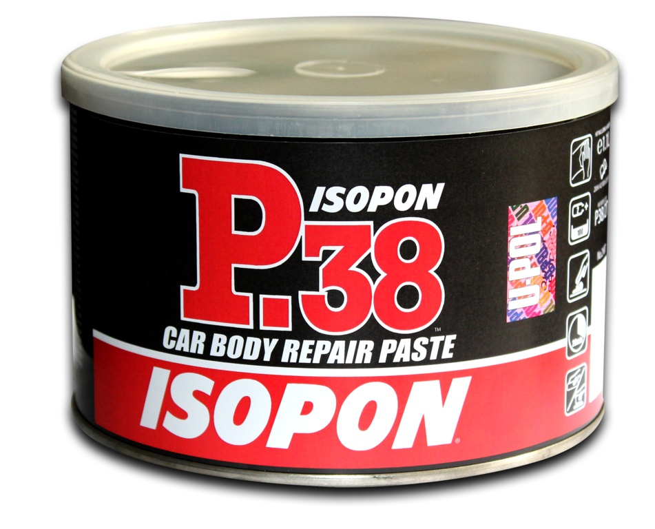 Isopon Multi Purpose Body Filler - 1.2L Tin