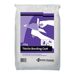Artex Thistle Bonding Plaster - 25kg