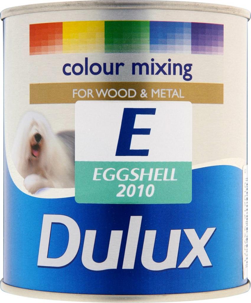 Dulux Eggshell Tinting Base 500ml - Extra Deep