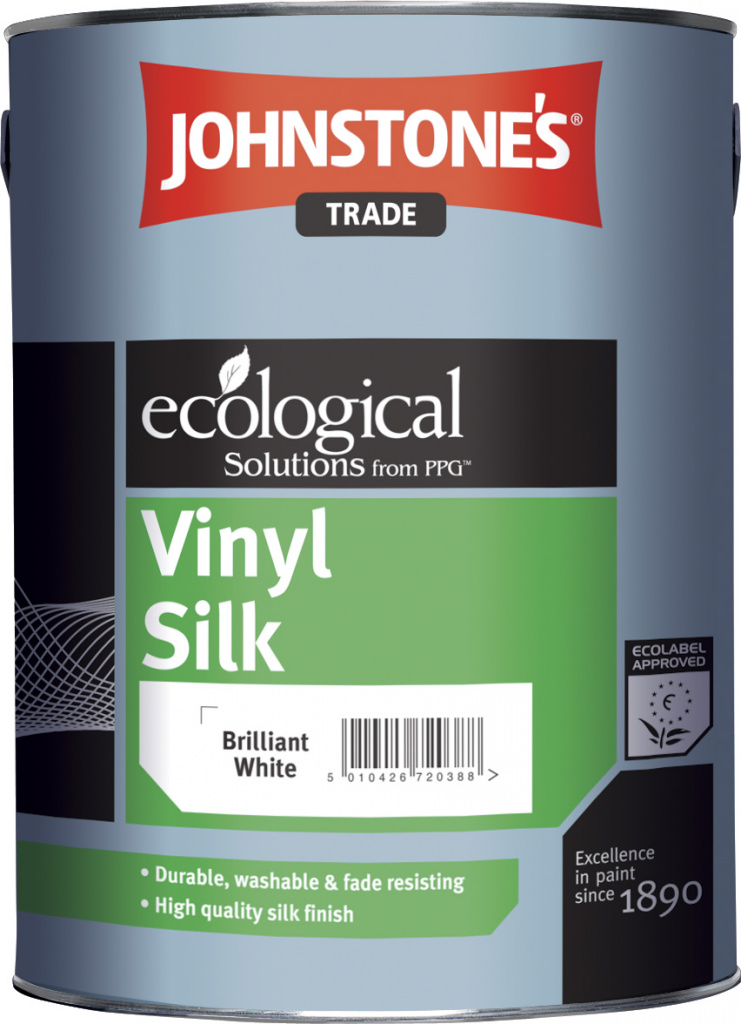 Johnstone's Trade Vinyl Silk - 'L' 4.9L Mixer